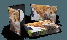Encarte DVD Couchê 120g